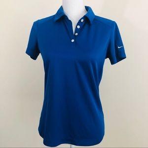 "NIKE GOLF ""BUD LIGHT"" promotion polo shirt size S"